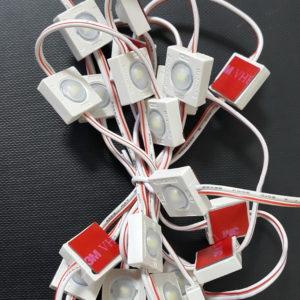 Светодиодный модуль Premium 1*2835 CW Линза 160