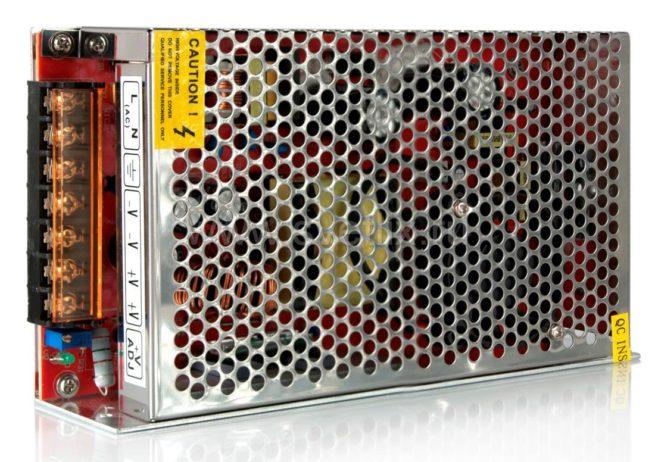 Блок питания интерьерный 150 W 24 V