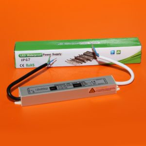 Блок питания герметичный (металл) 20 W 12 V
