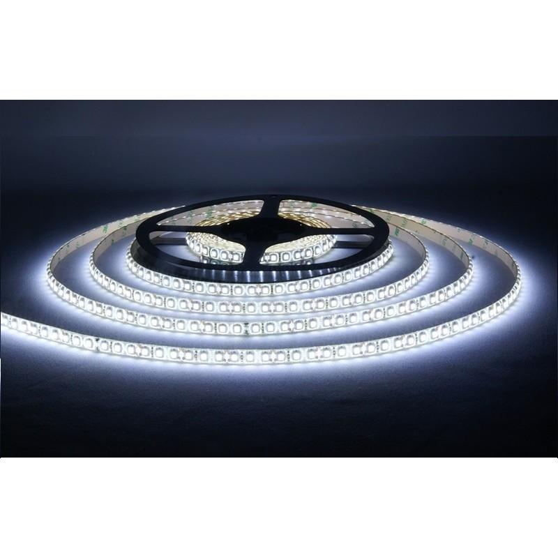 Лента rtw 2-5000ps 12v white 2x (3528, 600 led, lux)