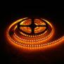 Герметичная светодиодная лента жёлтого свечения 3528-600 LED, IP 65, 9,6 Вт/м, 12V. 5 Метров.