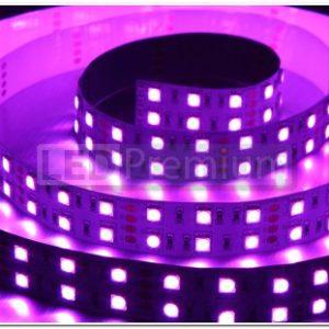 Открытая светодиодная лента многоцветная 5050-600 LED, IP 20, 28,8 Вт/м, 24V. 5 Метров.