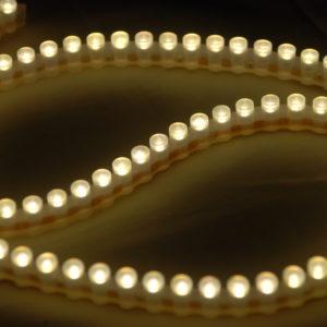 Светодиодная лента бокового свечения DIP 96 LED IP 67 12V теплого свечения