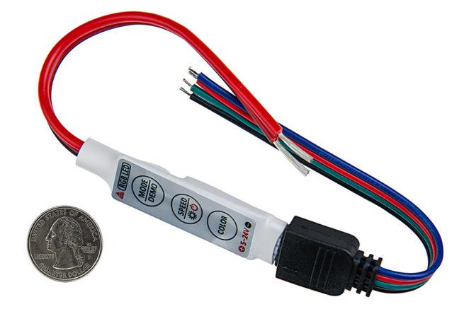 Контроллер RGB mini (12V, 144W)