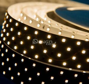 Светодиодная лента LUX 2835-NW-280L-V24-IP33