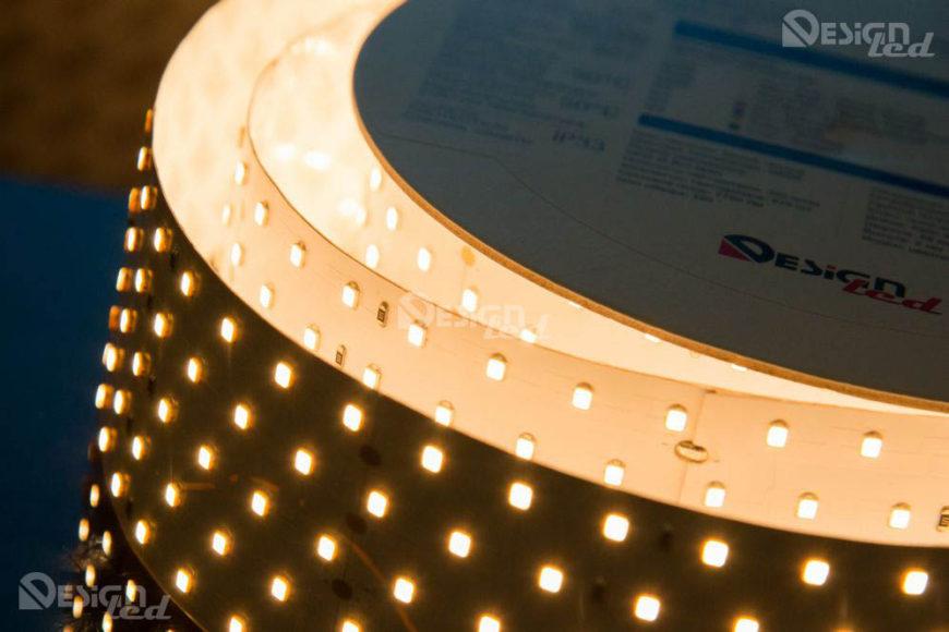 Светодиодная лента LUX 2835-WW-350L-V24-IP33