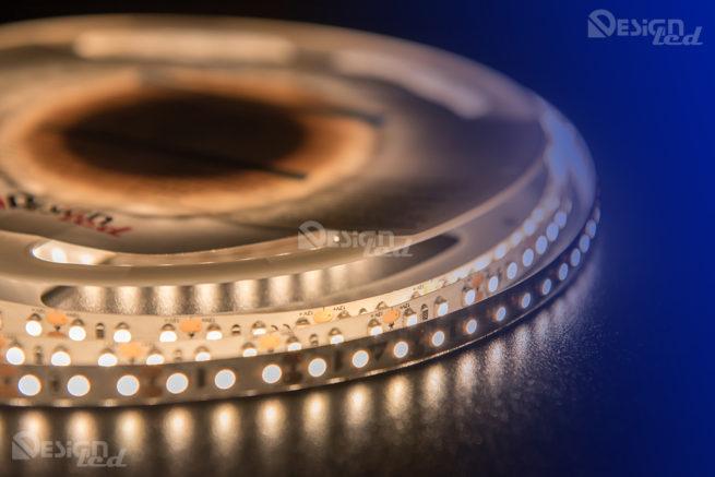 Светодиодная лента LUX 3528-WW-120L-V12-IP33
