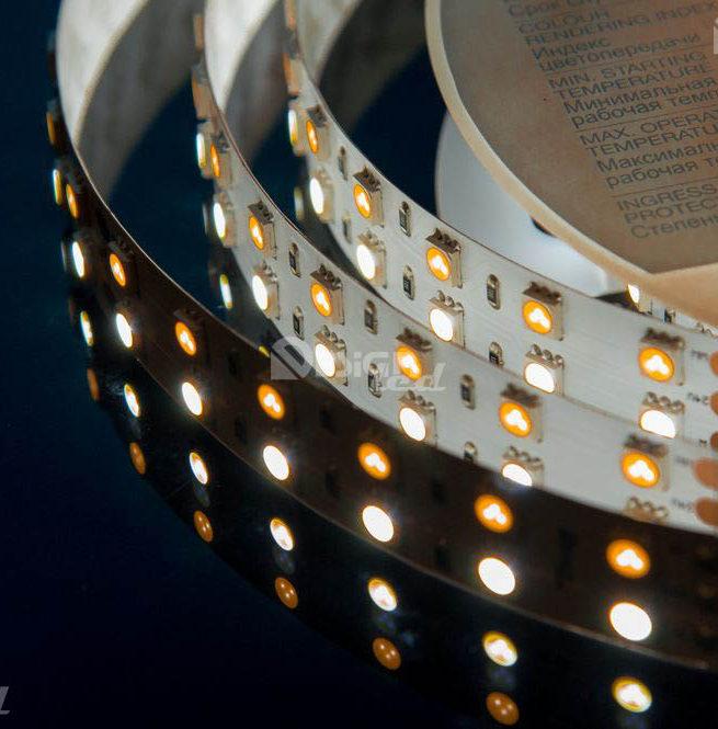 Светодиодная лента LUX 5050-W+WW120L-V24-IP33