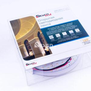 Светодиодная лента LUX 2835-NW-350L-V24-IP33