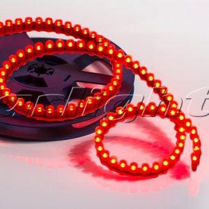 Светодиодные ленты / Ленты фигурные [RZ, RV, DIP-LED] герметичные DIP LED 12V 96; Изображение товара: 007376 Лента DIP-960S 12V Red (DIP 5mm, 96 LED)