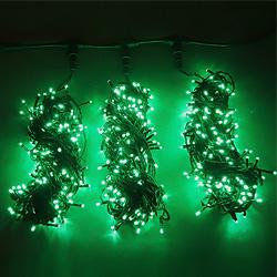3 луча зелен
