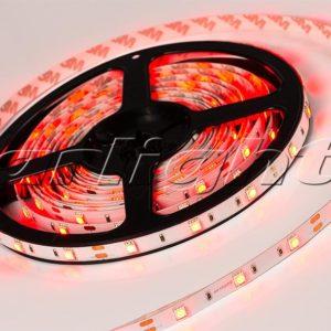 Светодиодные ленты / Ленты LUX smd 5060 [+RGB] открытые RT 12V 30 [+RGB]; Изображение товара: 010599 Лента RT 2-5000 12V Red (5060, 150 LED, LUX)