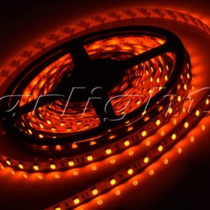 Светодиодные ленты / Ленты LUX smd 5060 [+RGB] открытые RT 12V 60 2x [+RGB]; Изображение товара: 015972 Лента RT 2-5000 12V Orange 2X (5060, 300 LED, LUX)