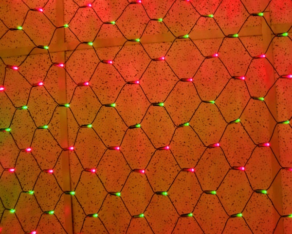 сеть кр-зеленая